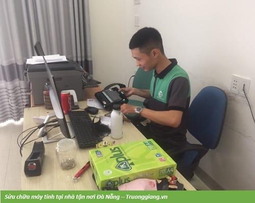 Sửa chữa máy tính tại nhà tận nơi Đà Nẵng