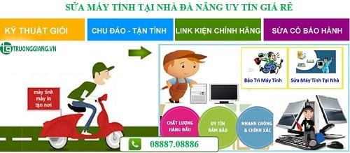 sửa máy tính tại nhà Đà Nẵng uy tín giá rẻ
