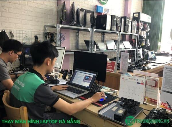Thay màn hình laptop Đà Nẵng chính hãng