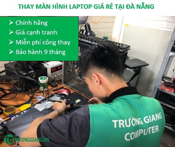 Thay màn hình laptop giá rẻ tại đà nẵng