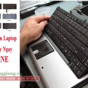 Thay bàn phím laptop tại Đà Nẵng