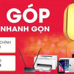 Bán laptop cũ trả góp tại Đà Nẵng lãi suất thấp