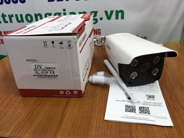 Camera giám sát ngoài trời Yoosee DV-YOOSEE960P-4X 1.3MP