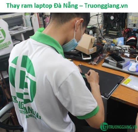 Thay ram laptop