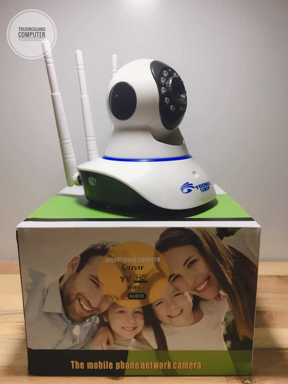 tính năng nổi bật của camera ip wifi Camera Yoosee 3 Râu 2.0MP