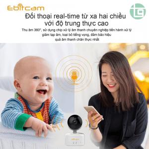 camera ip wifi ebitcam e2 1.0 mp