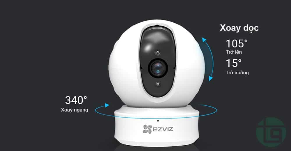 Camera IP Wifi EZVIZ CS-CV246 1080P Full HD 2.0 Megapixel
