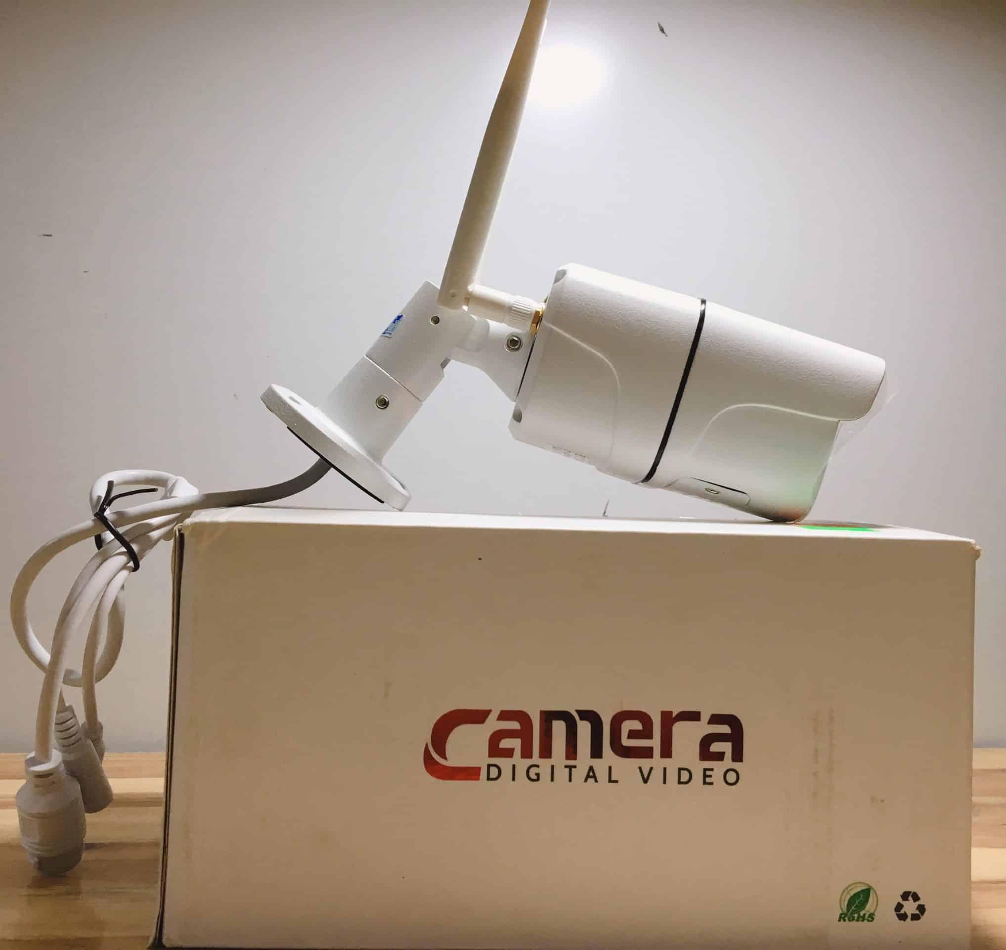 Camera không dây Yoosee ngoài trời 1.3 MP