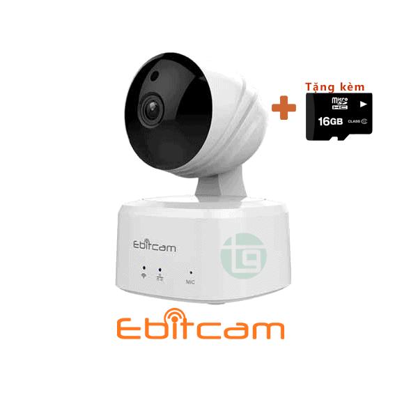 camera wifi ebitcam e2 1.0 mp