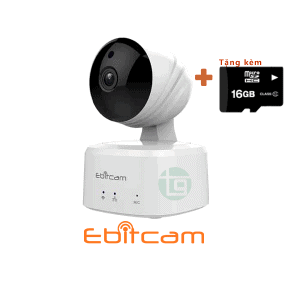 Camera wifi Ebitcam E2 1.0 MP