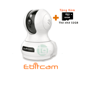 Camera ip wifi Ebitcam E3 3.0 mp