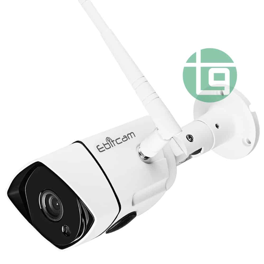 Camera Wifi Ebitcam ngoài trời