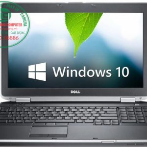 Mua laptop cũ hãng Dell