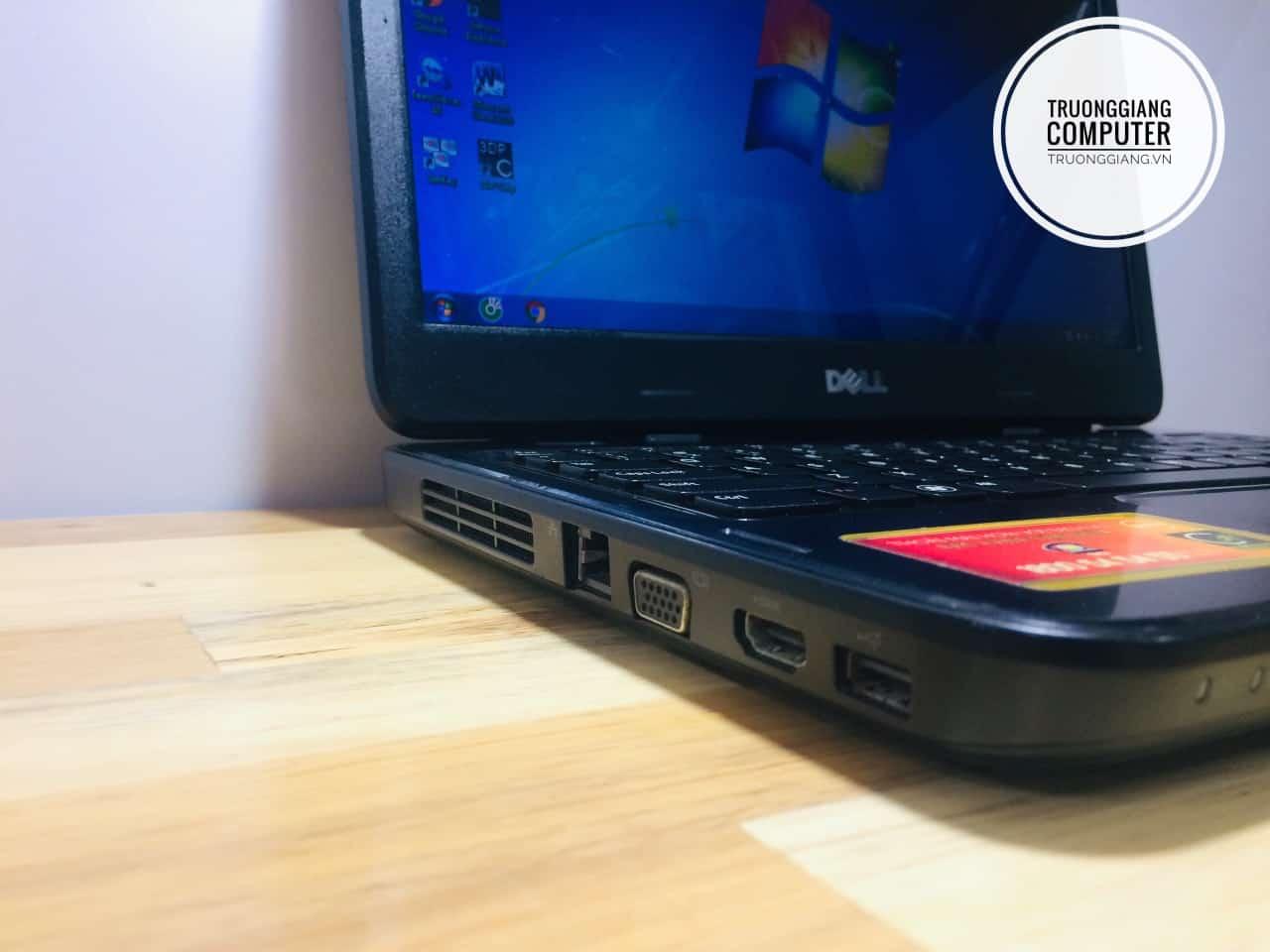 Các cổng kết nối Laptop Dell Inspiron N3420 core i3 2328M