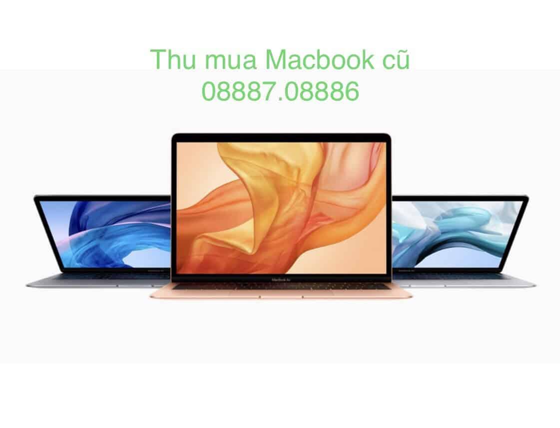 Thu mua Macbook Cũ giá cao tại Đà Nẵng