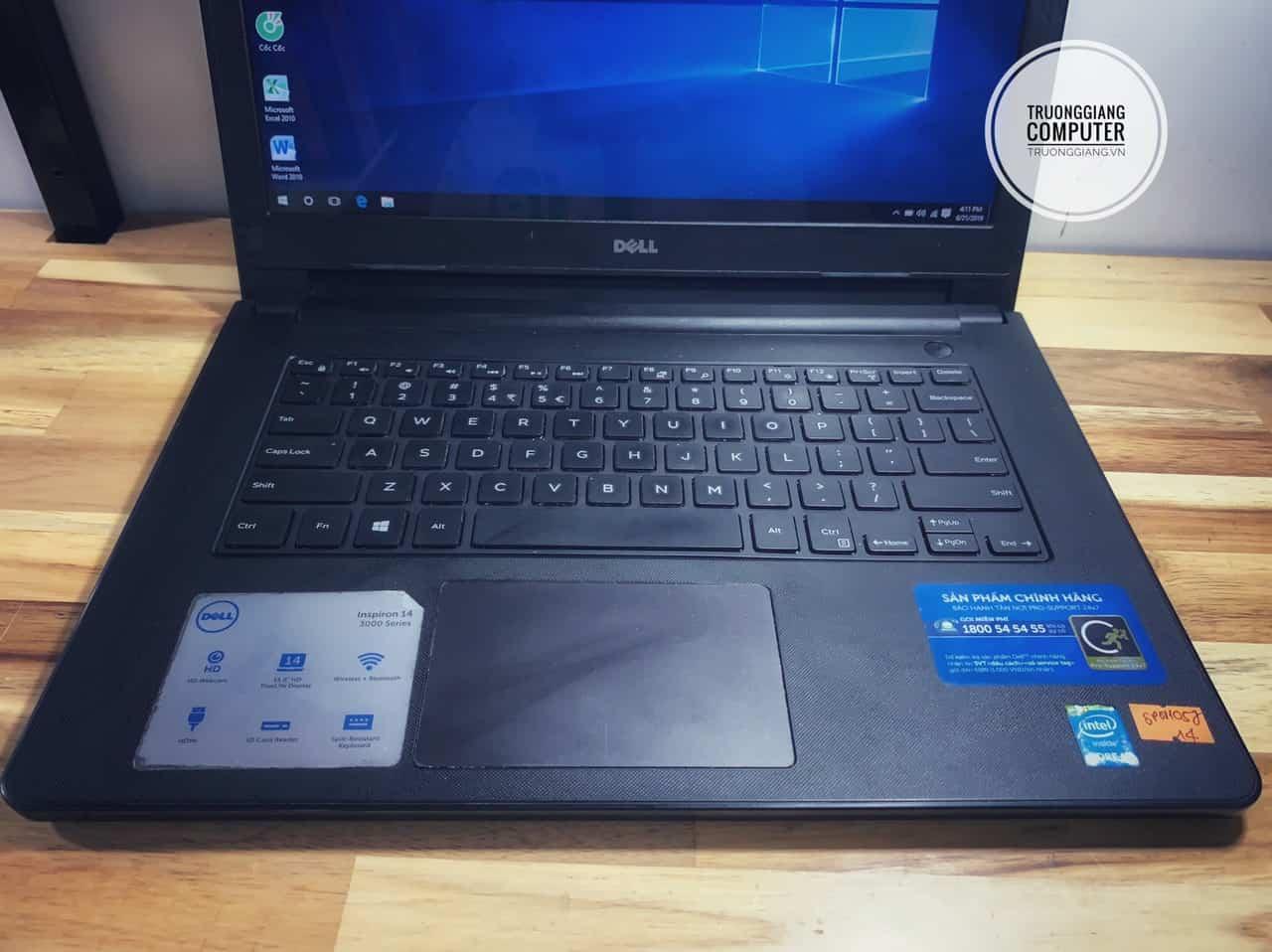 bàn phím laptop Dell inspiron 3458