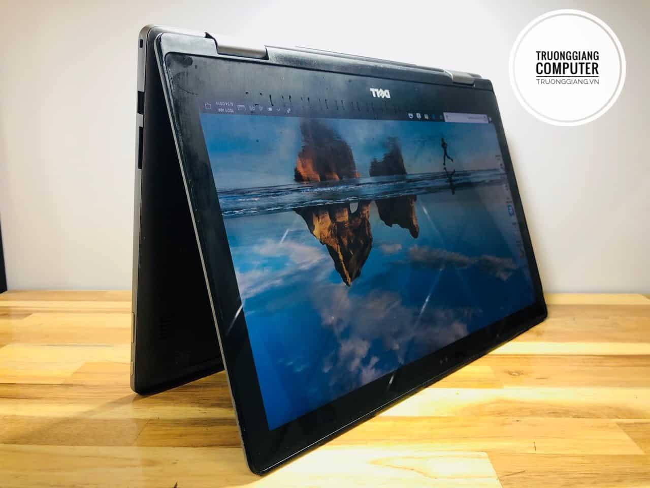 Laptop Dell Inspiron 7579 core i7 7500U ảm ứng