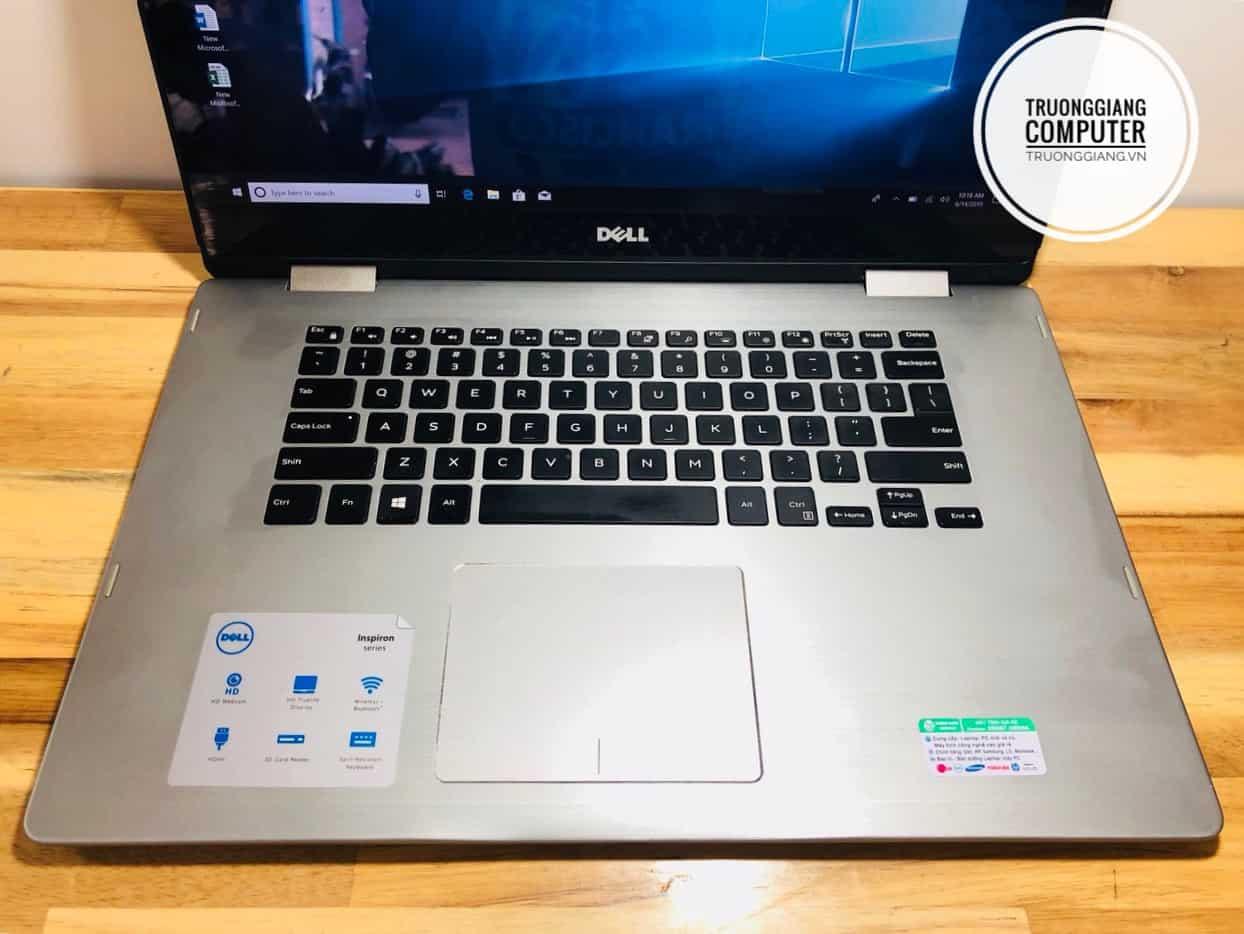 Bàn phím laptop Dell Inspiron 7579 core i7 7500U