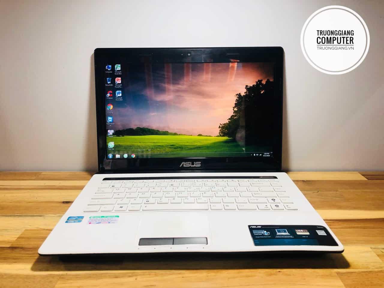 Laptop Asus K43E cũ