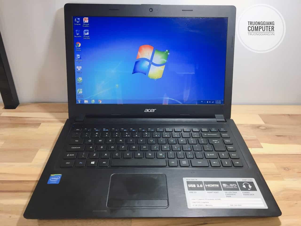 Laptop Acer Aspire Z1401 cũ