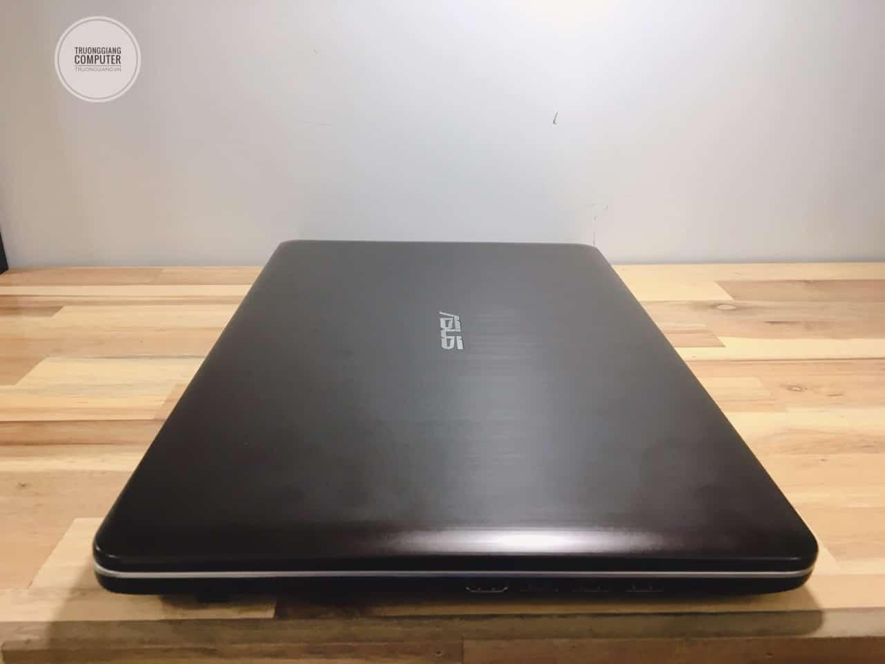 thiết kế máy tính xách tay Asus Vivobook X540NA ấn tượng
