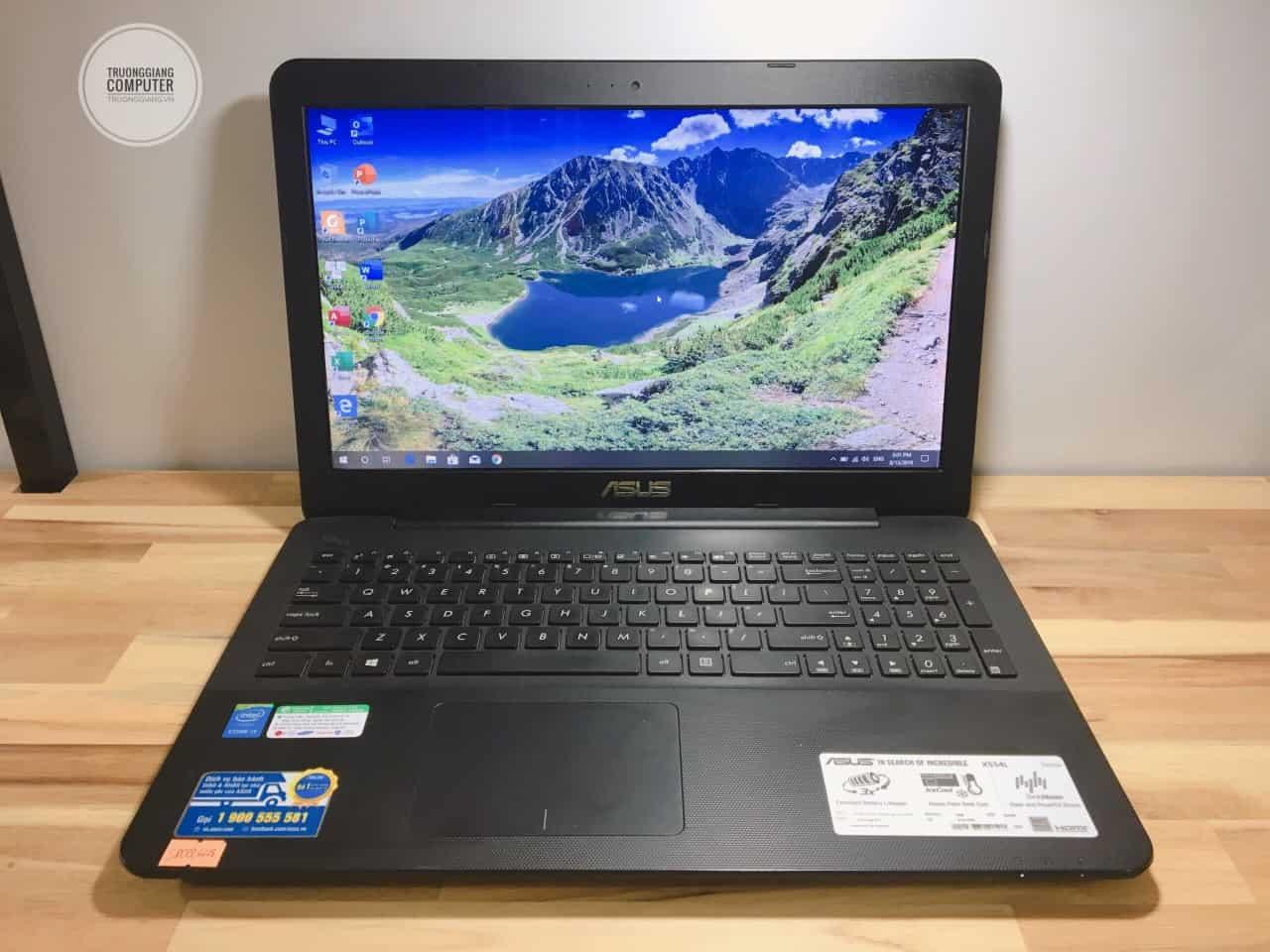 Laptop ASUS X554LAB cũ