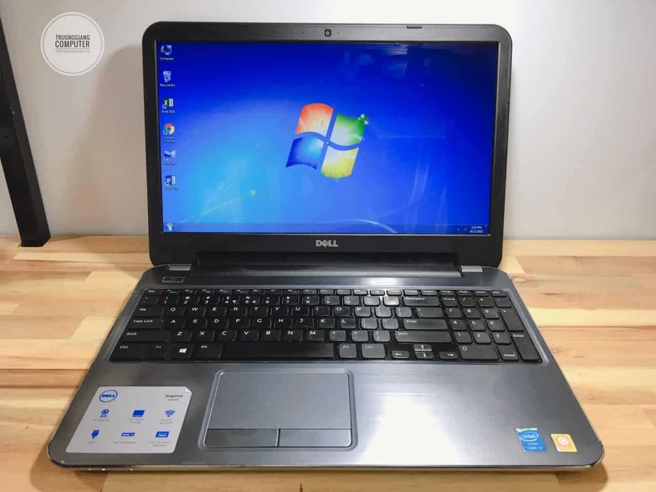 Laptop Dell inspiron n5537 cũ