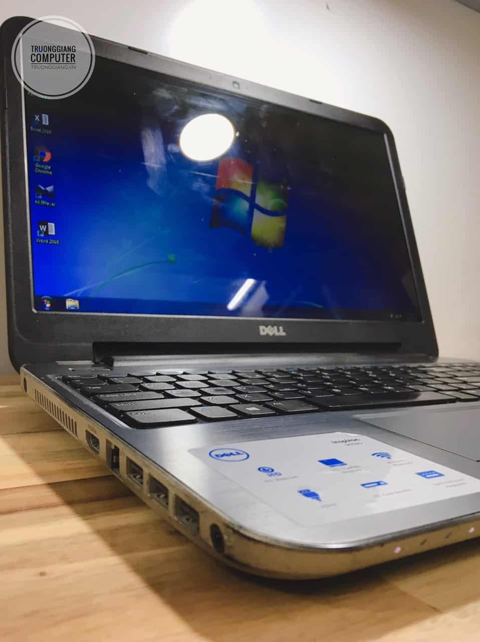 bàn phím touchpad laptop dell inspiron n5537
