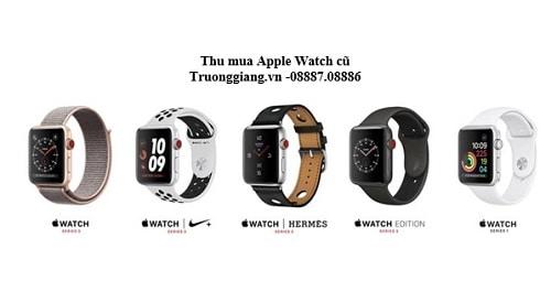 Thu mua Apple watch cũ tại Đà Nẵng