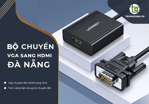 Bộ chuyển VGA sang HDMI Đà Nẵng