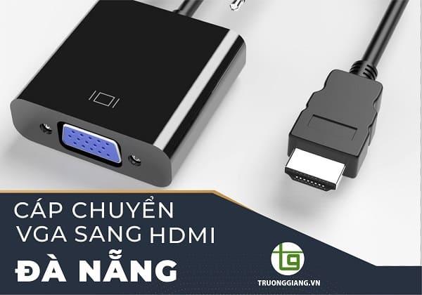 Cáp chuyển VGA sang HDMI Đà Nẵng