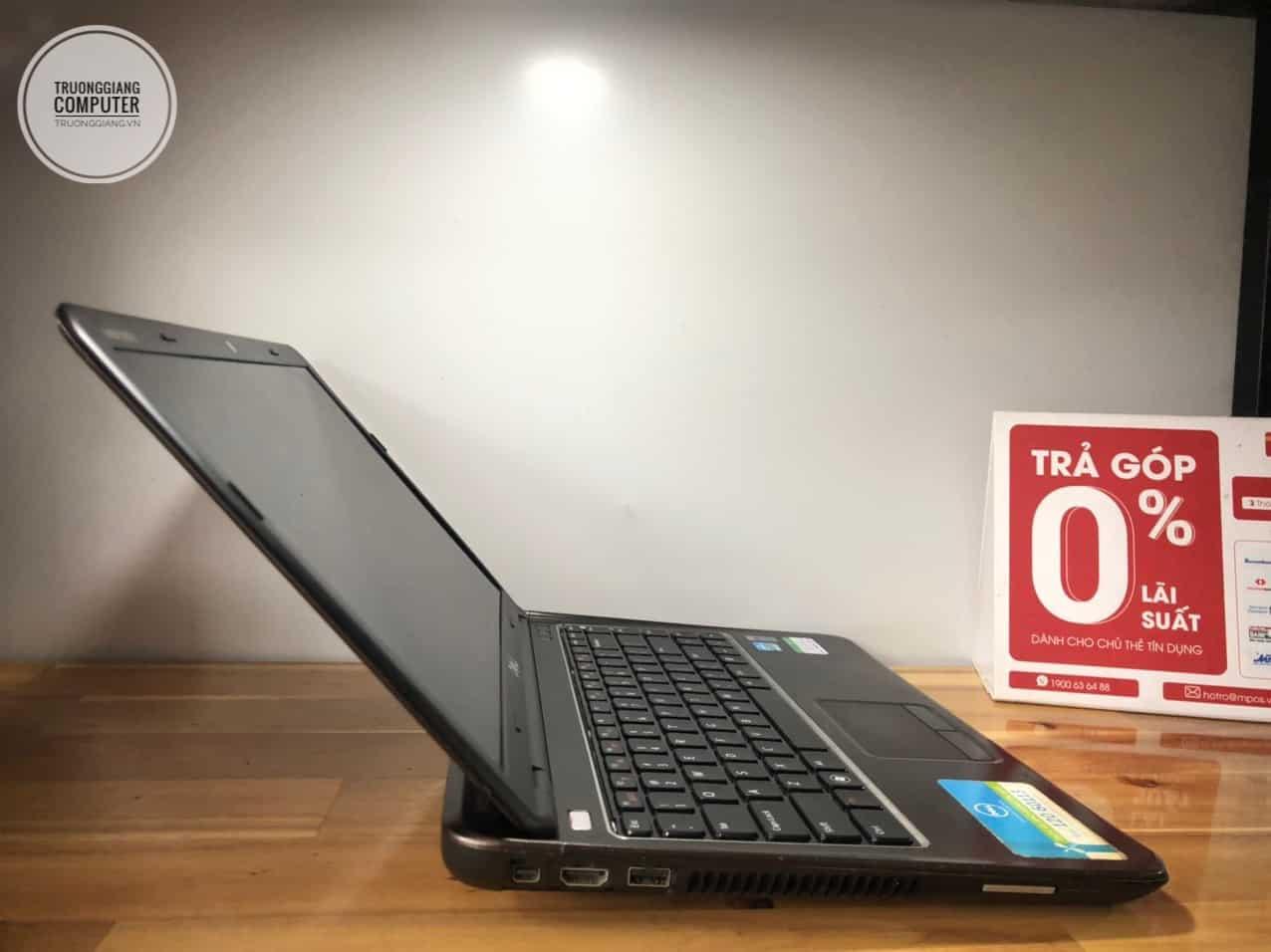 Kết nối và mở rộng Dell Inspiron 14Z N411Z