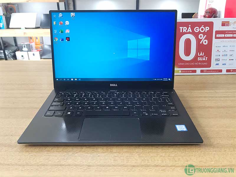 Thiết kế của Dell XPS 9360