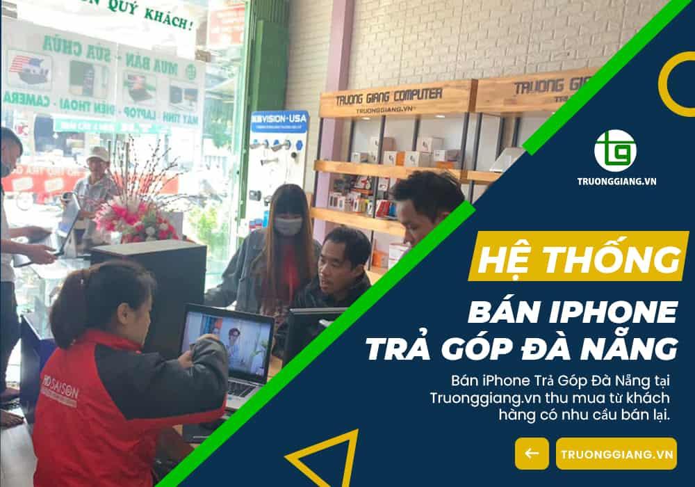 iPhone Trả Góp Đà Nẵng