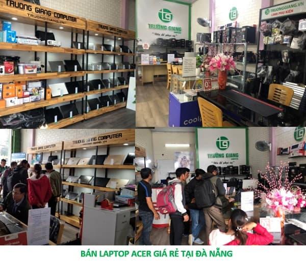 Bán laptop Acer giá rẻ tại Đà Nẵng