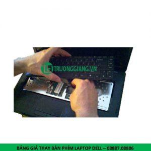 bảng giá thay bàn phím dell