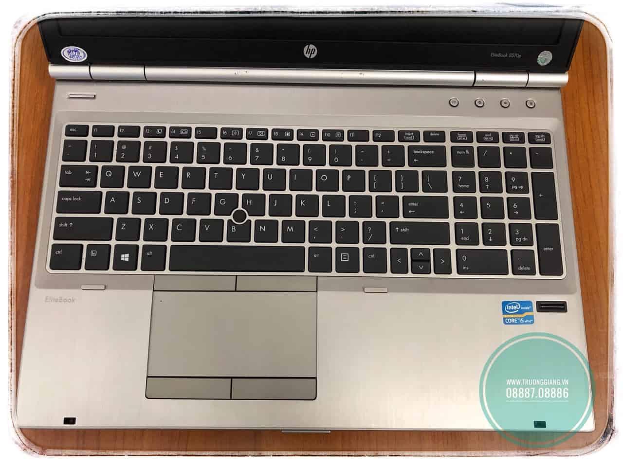 Bàn phím HP Elitebook 8560P