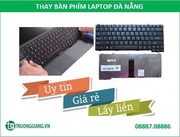 Thay bàn phím laptop Đà Nẵng