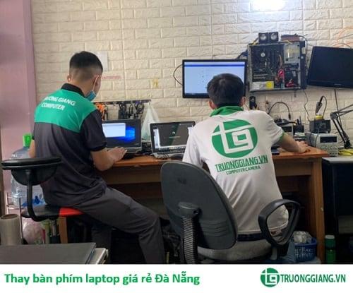 Thay bàn phím laptop giá rẻ Đà Nẵng