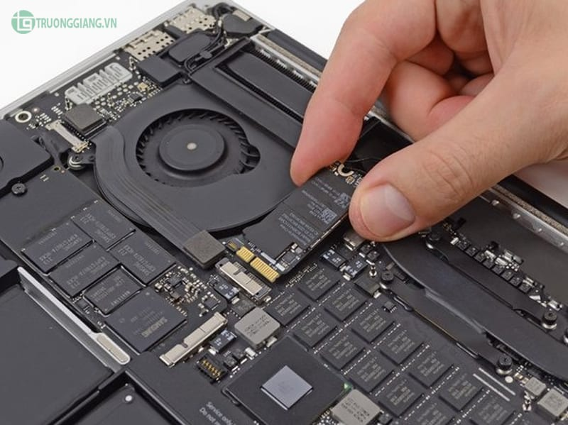 sửa wifi Macbook
