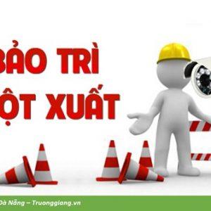 Bảo trì camera Đà Nẵng