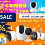 Lắp đặt camera wifi quận Tân Bình tphcm