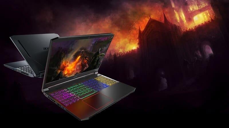 Cấu hình laptop chơi LOL