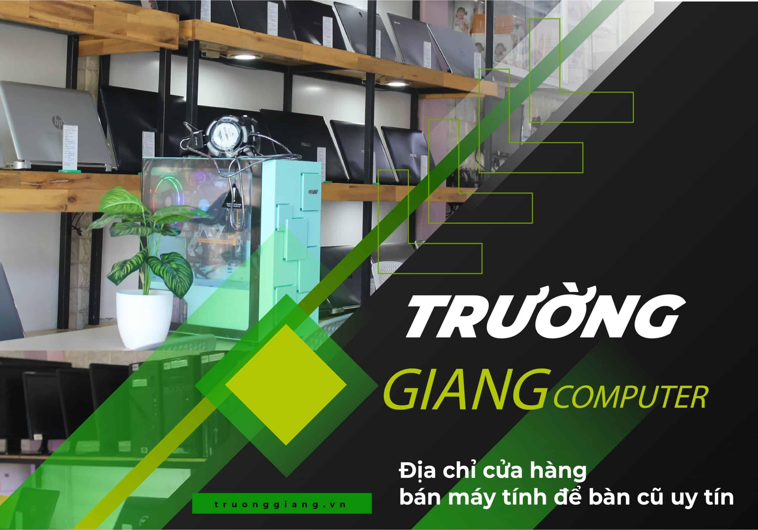 Địa chỉ cửa hàng bán máy tính để bàn cũ tại Đà Nẵng
