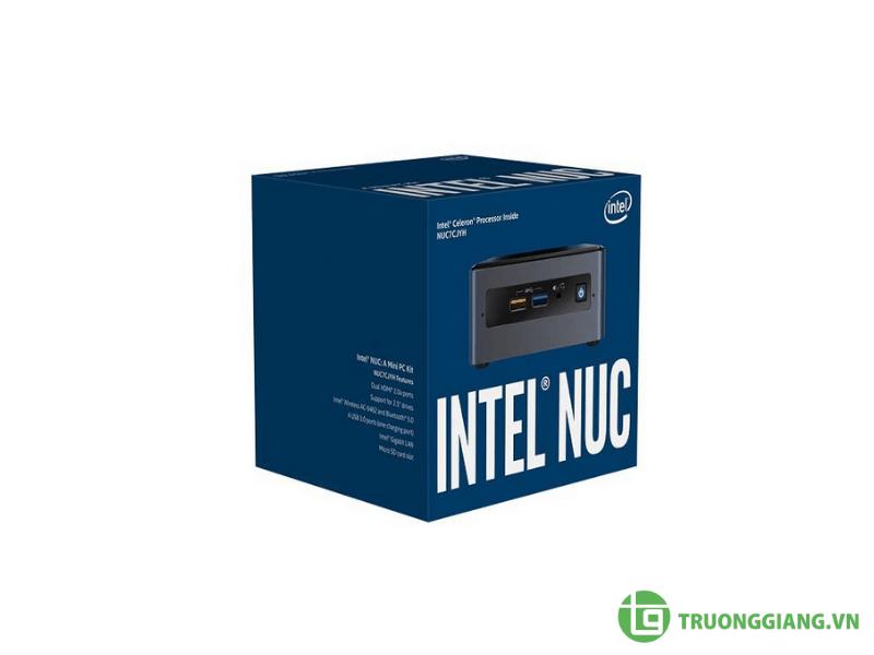 Thiết kế PC Intel NUC Kit NUC7CJYH