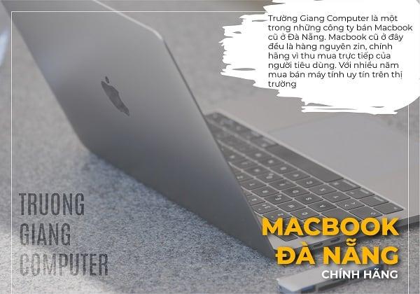 Macbook Đà Nẵng chính hãng