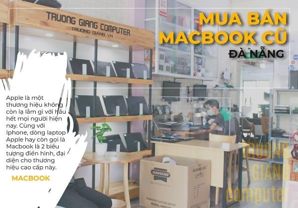 Mua bán macbook cũ Đà Nẵng