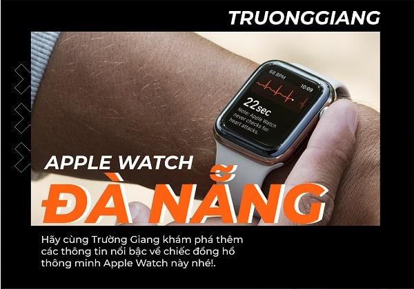 Apple Watch Đà Nẵng chính hãng