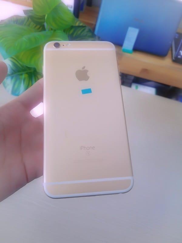 iPhone 6s plus 128GB chính hãng
